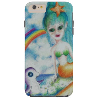 I love mermaids! tough iPhone 6 plus case