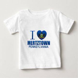 I Love Mertztown, PA Baby T-Shirt