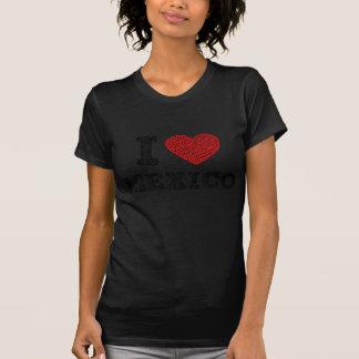 I Love Mexico T-Shirt