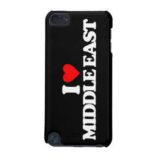 I LOVE MIDDLE EAST iPod TOUCH (5TH GENERATION) COVERS
