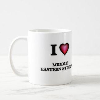 I Love Middle Eastern Studies Coffee Mug