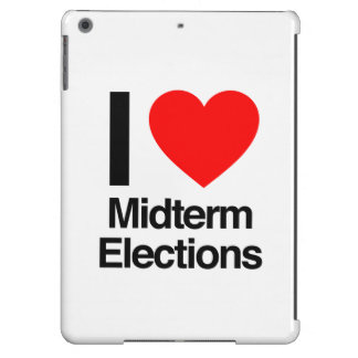 i love midterm elections case for iPad air