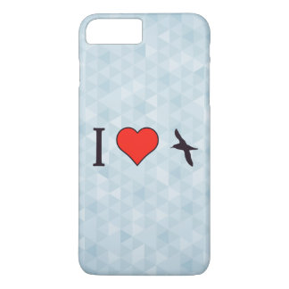 I Love Migrating In Cold Weather iPhone 7 Plus Case