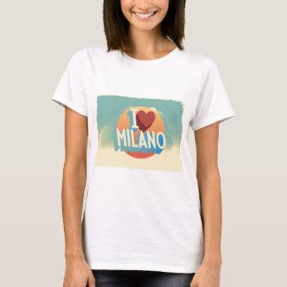 I love Milano T-Shirt