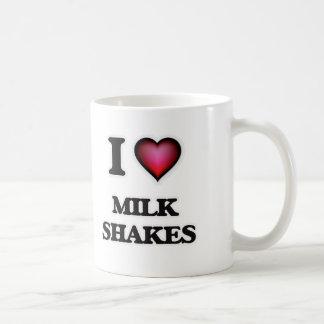 I Love Milk Shakes Coffee Mug