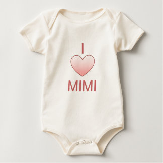 I love mimi shirt for baby