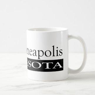 I Love Minneapolis Minnesota Coffee Mug