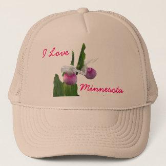 I Love, Minnesota Trucker Hat