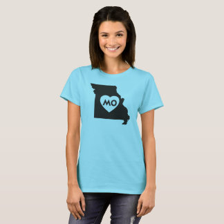 I Love Missouri State Women's Basic T-Shirt