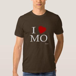 I Love Missouri Tshirt