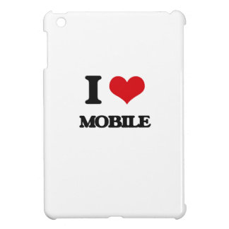 I love Mobile iPad Mini Covers