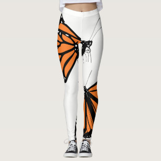 I love monarchs! leggings