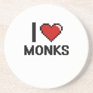 I love Monks Coaster