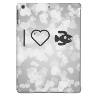 I Love Monster iPad Air Case