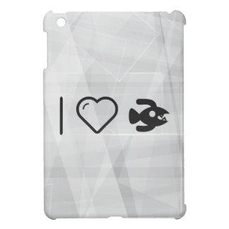 I Love Monster iPad Mini Covers