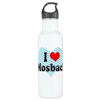 I Love Mosbach, Germany 710 Ml Water Bottle