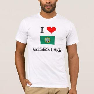 I Love Moses Lake Washington T-Shirt