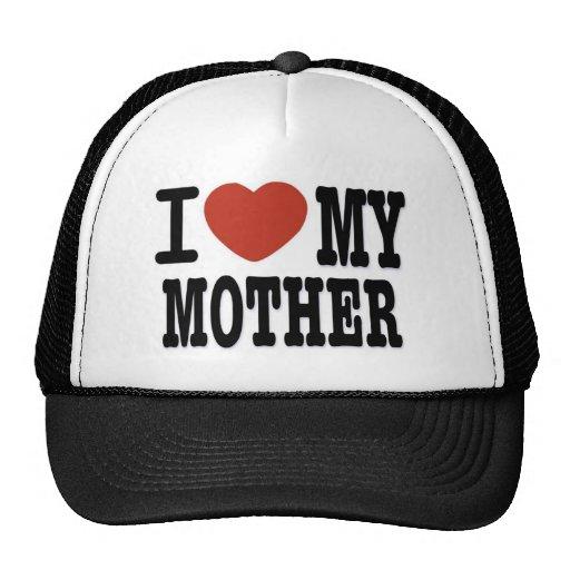 I LOVE MOTHER TRUCKER HAT