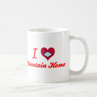 I Love Mountain Home, Arkansas Coffee Mug