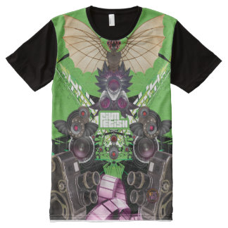 I Love Movies & Films T-Shirt Design
