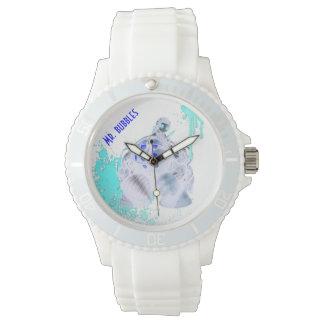 I love Mr. Bubble Watch