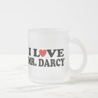 I Love Mr. Darcy Coffee Mug