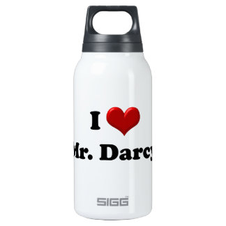 I Love Mr. Darcy SIGG Thermo 0.3L Insulated Bottle