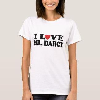 I Love Mr. Darcy T-Shirt