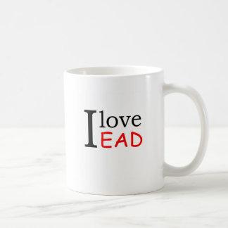 I Love Mug
