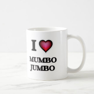 I Love Mumbo Jumbo Coffee Mug