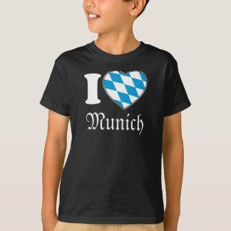 I Love Munich - Oktoberfest-Shirt for Boys T-Shirt