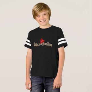 I Love Munich T-shirt for children in black