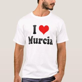 I Love Murcia, Spain T-Shirt