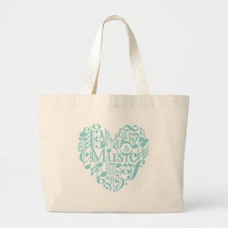 I Love Music Bag