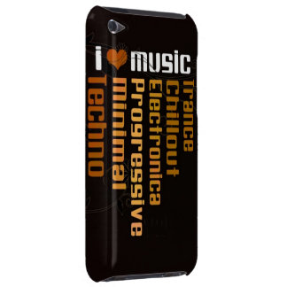 I love Music iPod Touch Cover