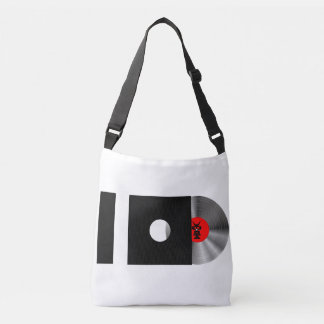 I LOVE MUSIC CROSSBODY BAG