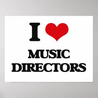 I love Music Directors Print