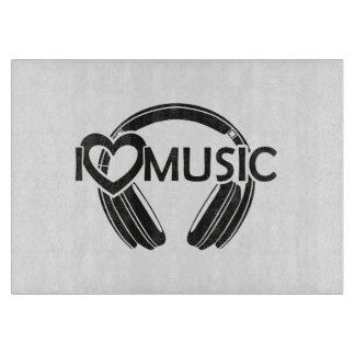 I love music headphones boards