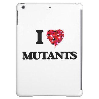I Love Mutants iPad Air Covers