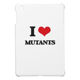 I Love Mutants iPad Mini Case