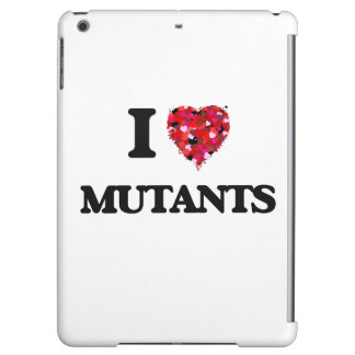 I Love Mutants Case For iPad Air