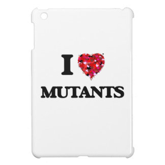 I Love Mutants iPad Mini Covers