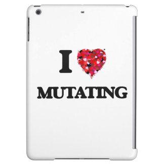 I Love Mutating iPad Air Cases