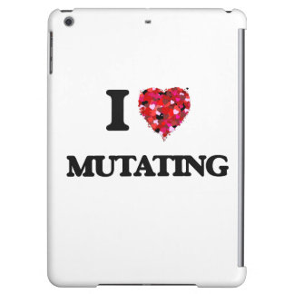 I Love Mutating iPad Air Cases