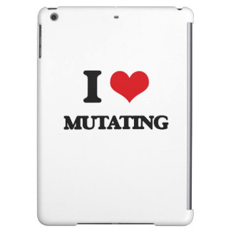 I Love Mutating Cover For iPad Air