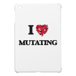 I Love Mutating Cover For The iPad Mini