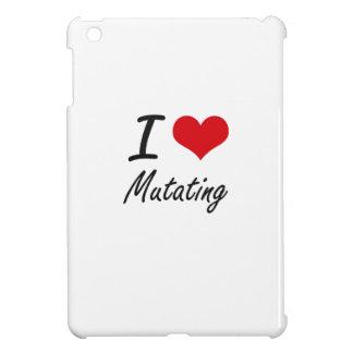 I Love Mutating iPad Mini Cover
