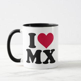 I love MX Motocross Mug