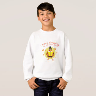 I Love My 1st Grade Cuties Teacher First Grade Sweatshirt