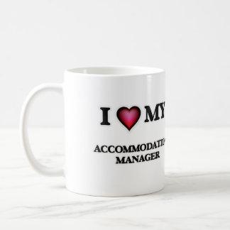 I love my Accommodation Manager Coffee Mug